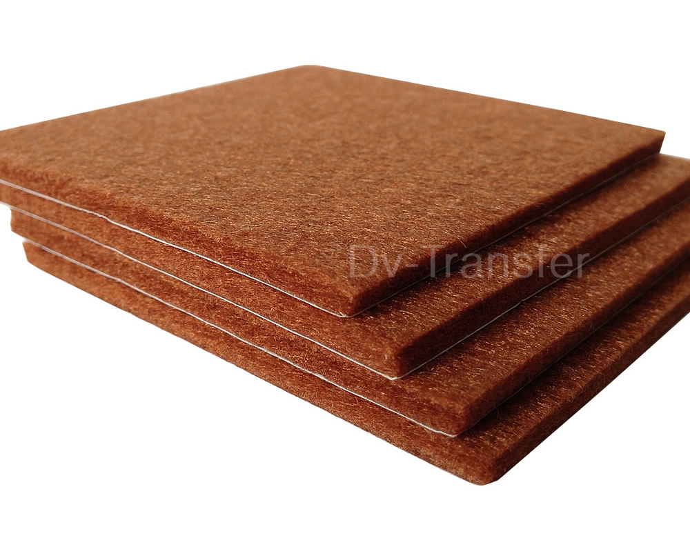 4 oak wood protection laminate square floor furniture Furniture wood floor protectors